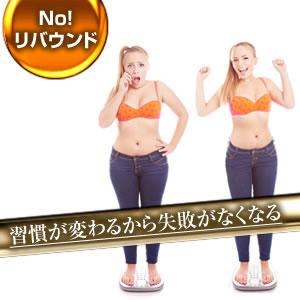 6ヶ月de痩せ体質へコース!しっかりタイプ